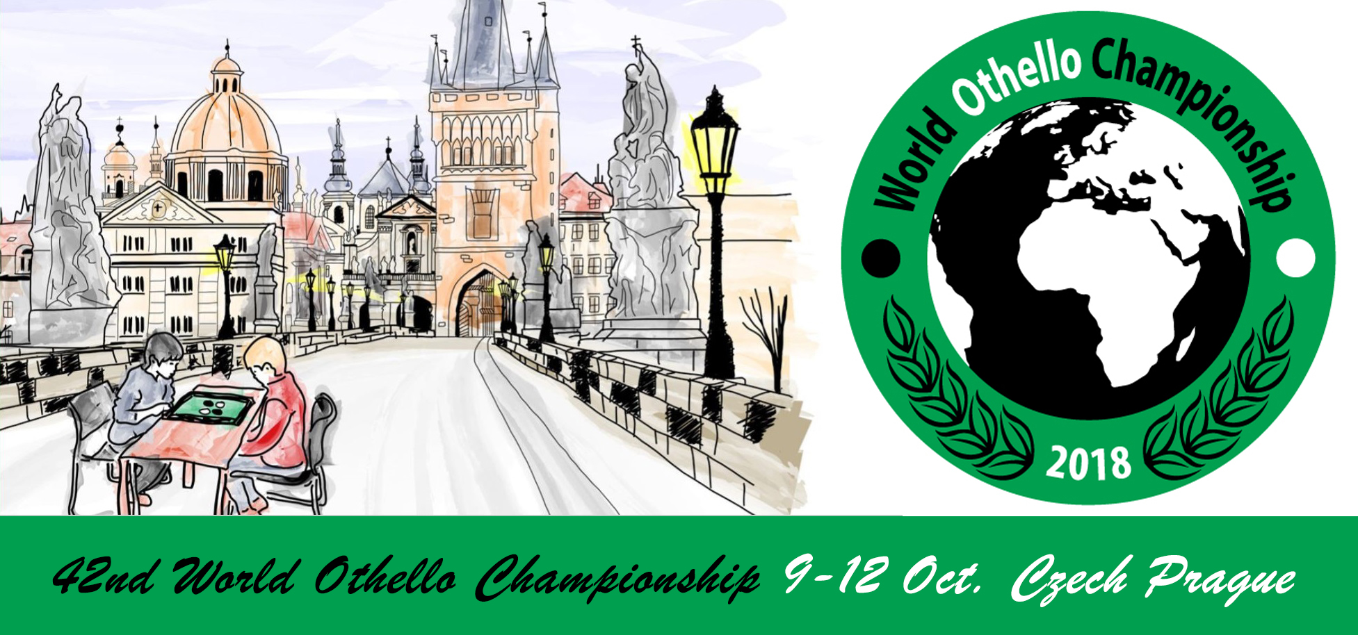 World Othello Championship 2018